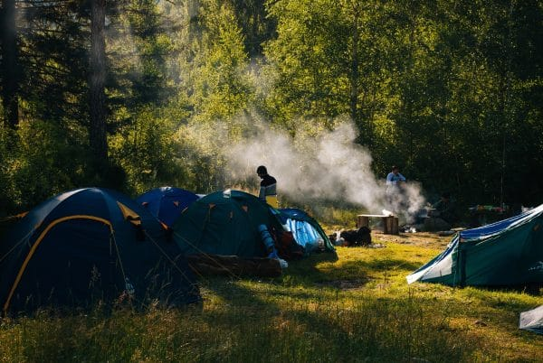 Campsites across America to Propose to Your loved one
