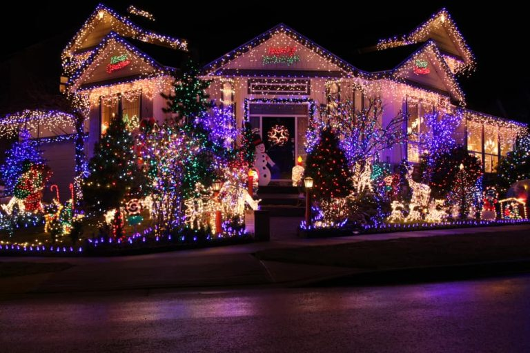 5 Best Christmas Displays And Lights In Chicago