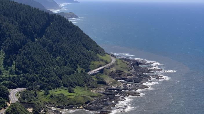Cape Perpetua Day Use Area