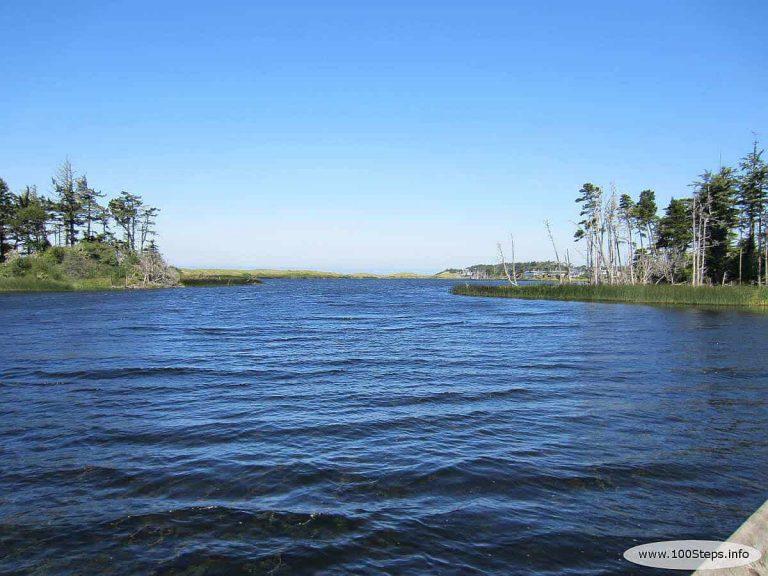 Garrison Lake Boat Launch